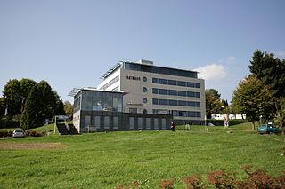 Rathaus der Gemeinde Lindlar